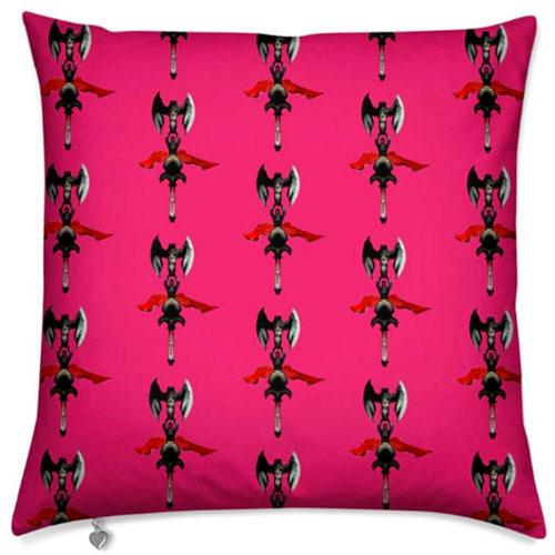 Femi –Symbols of SHANGO Luxury Cushion